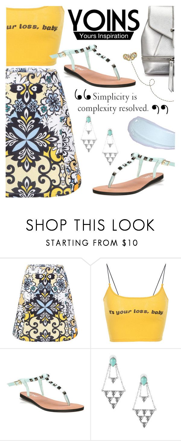 """Yoins"" by ana3blue on Polyvore"