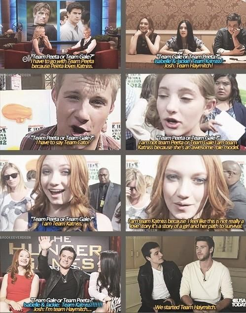 Hunger Games :)