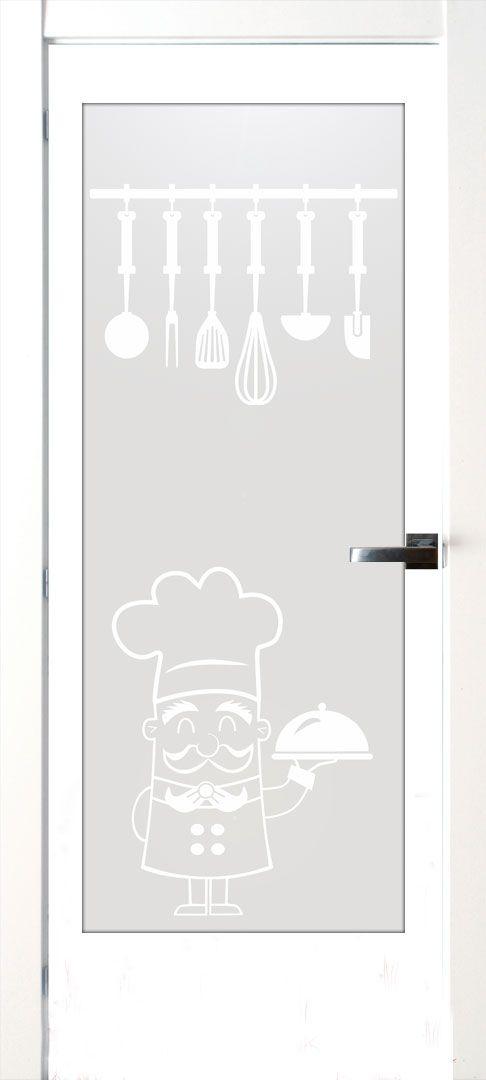 27 best images about vinilos para puertas de cocina on - Vinilos puertas cocina ...