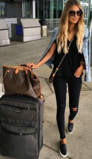 Reise-Outfit Sommer Hijab 15+ trendige Ideen