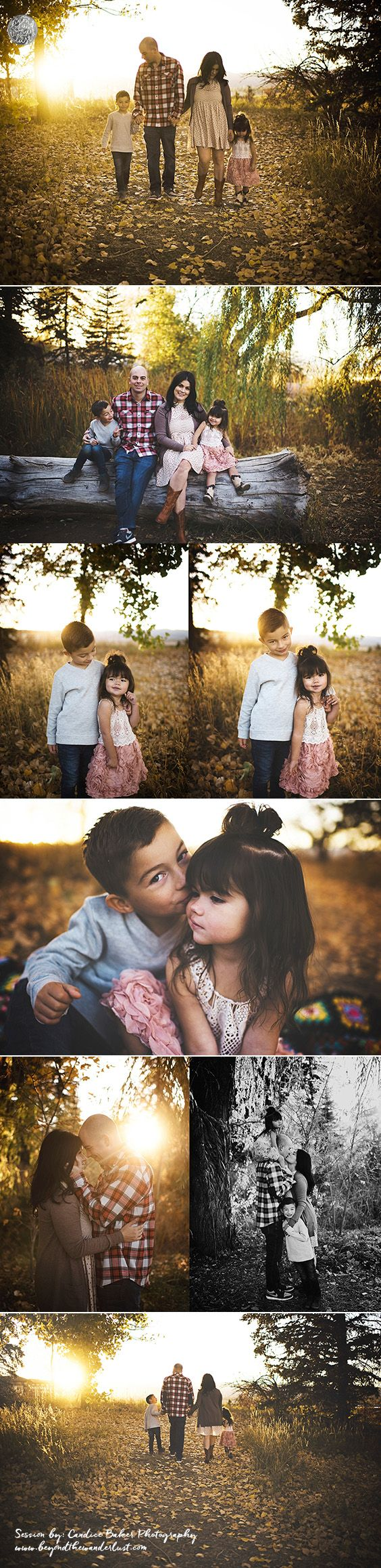 Fall Colorado Family Pictures >> What to wear for family pictures >> Family of 4.