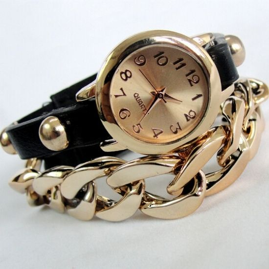 The product is a wrist watch with cool and vintage design. Apart from acting as an ordinary watch that advise the time for you, it is also a wonderful and unique ornaments to make you cooler and more charming. It enjoys great popularity.