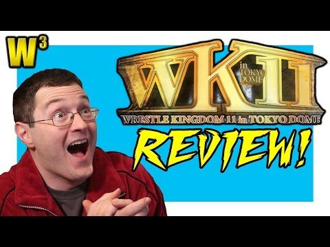 NJPW Wrestle Kingdom 11 Review | Wrestling With Wregret