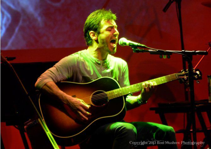 Godsmack's Sully Erna Opens the Doors at Hampton Casino Ballroom for 2013