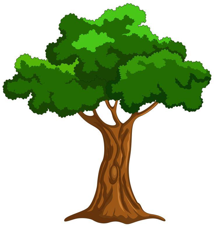Cartoon Tree Png Clip Art Best Web Clipart Cartoon Trees Tree Drawing Tree Clipart