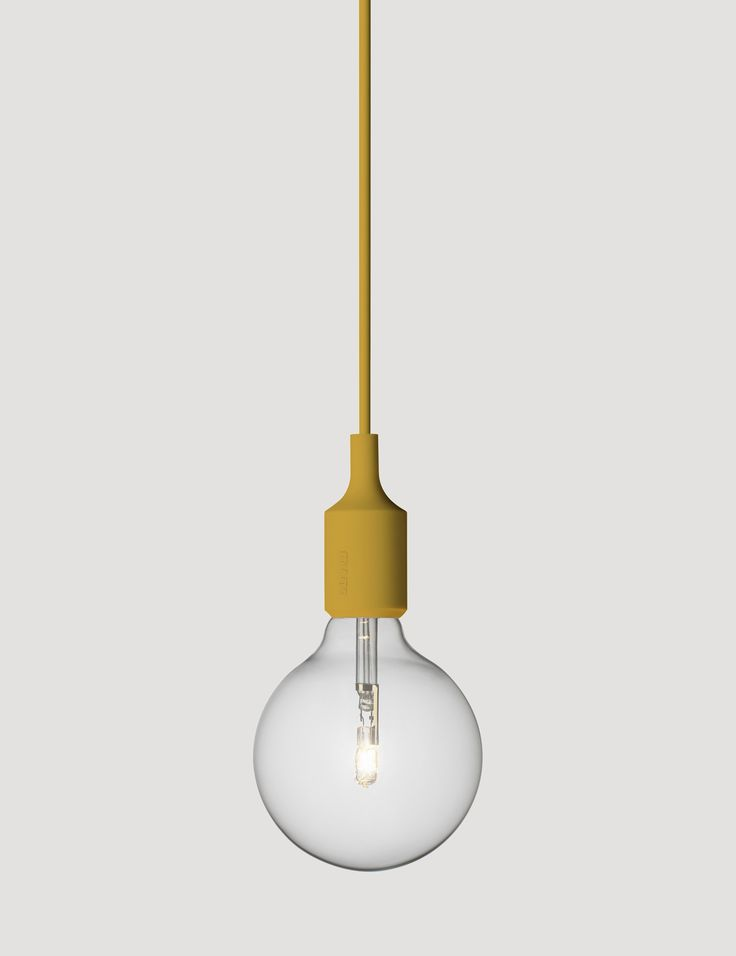 E27 has become a Muuto icon A striking naked bulb that plays with the subtle  sc 1 st  Pinterest & The 25+ best Muuto lighting ideas on Pinterest | Lamp bulb Ikea ... azcodes.com