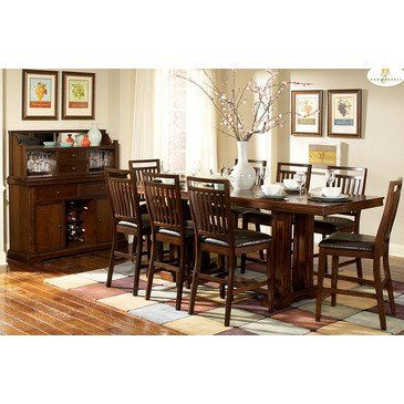 14 Best Counterheight Dining Sets Images On Pinterest  Dining Cool Counter Height Dining Room Inspiration Design