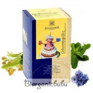 Ceai ecologic de plante La multi ani, 18 pliculete