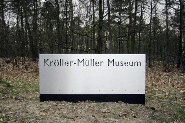 Kröller-Müller Museum, Otterlo