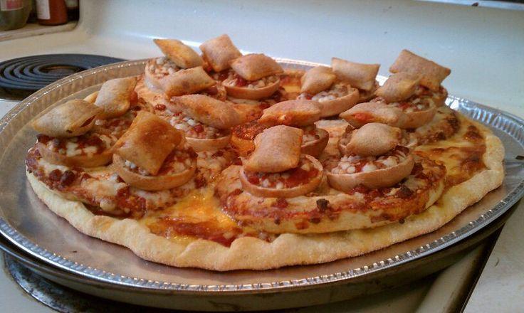 pizza à la pizza
