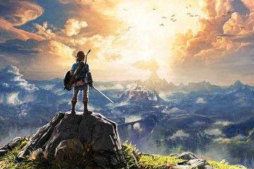 The Legend of Zelda: Breath of the Wild - Emulador