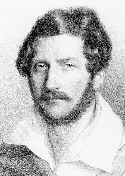 Opera composer Gaetano Donizetti.