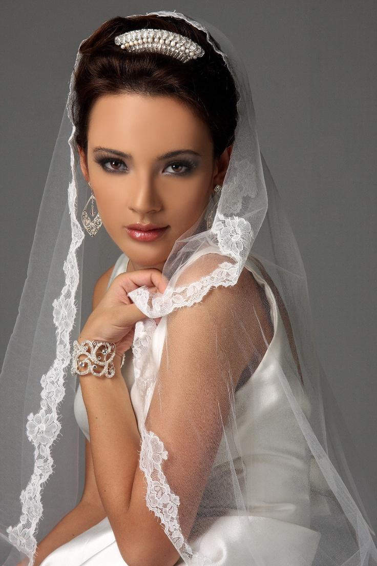 Mariages Rétro: Réaliser une mantille