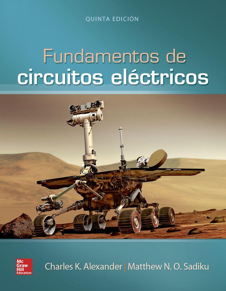 28 best electrnica y electrotecnia images on pinterest fundamentos de circuitos elctricos 5ed autores charles k alexander y matthew n o sadiku editorial fandeluxe Gallery