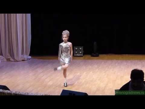 Ксюша Потокина - Ирландский танец - YouTube