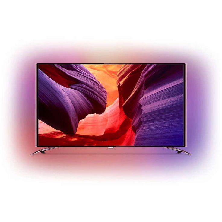 Televizor Philips 55PUS8601/12, Smart TV, 55 inch, 4K UHD