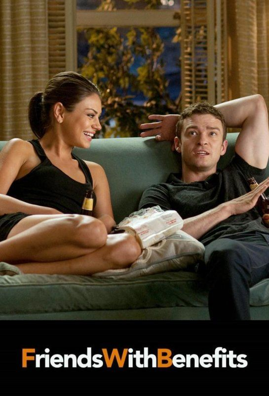 Friends with Benefits 2011 DVDRip Xvid - TRACK