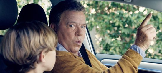 Star Trek Shatner & Nimoy Reunite For Volkswagen Germany Commercial
