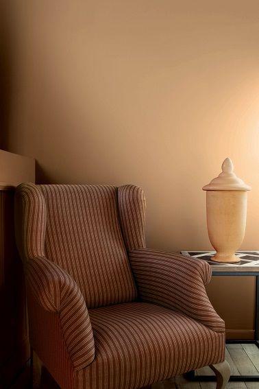 La teinte Bellini claire et gorgée de soleil pour un intérieur lumineux