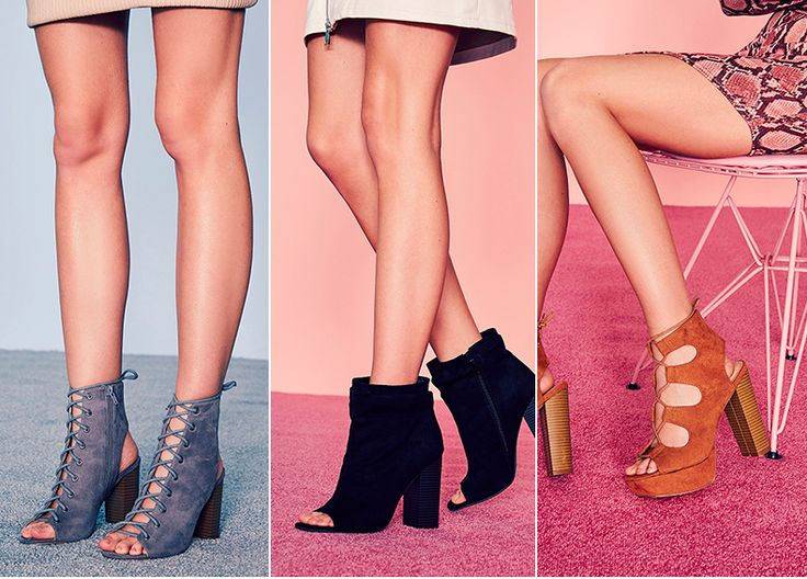 IT'S HERE! Missguided is now available at schuh! Read more on the blog.