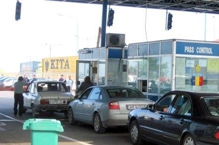 Maramures - Maramuresean depistat de politistii de frontiera la volanul unui BMW furat din Italia