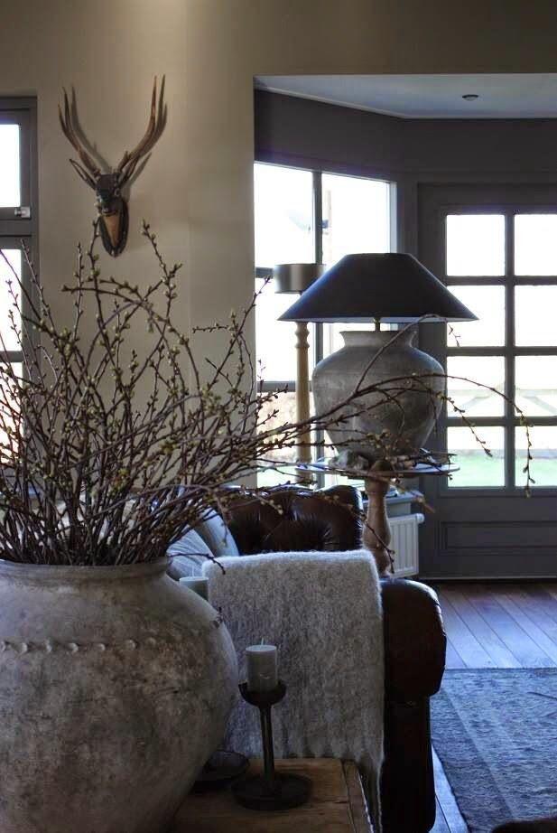 25 beste idee n over boerderij stijl decoreren op pinterest badkamer planken boerderijstijl - Doucheruimte deco ...