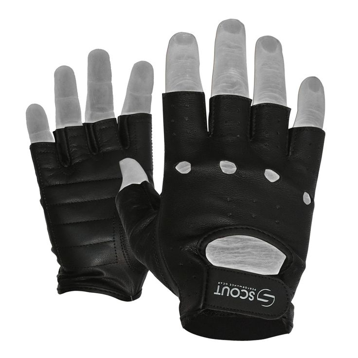 Cycling Gloves / Bicycle Glove Outdoor Sports Cycle Black SPG
