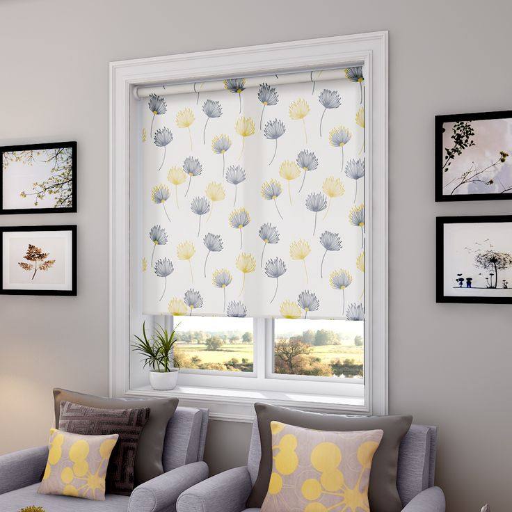 Calista Citrus Roller Blinds   Make My Blinds