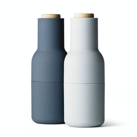 Norm Bottle Grinder Set in Blues