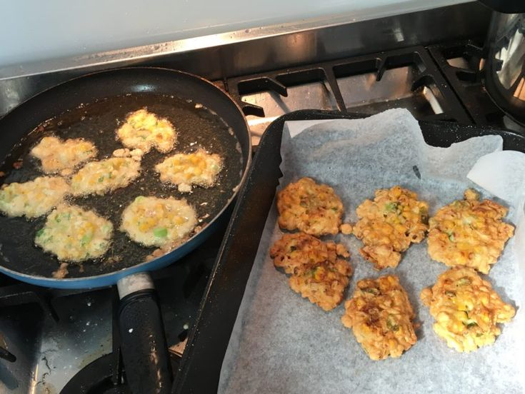 The Best Corn Fritters Recipe Ever