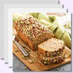 weiter zu - Low Carb Brot-Rezepte