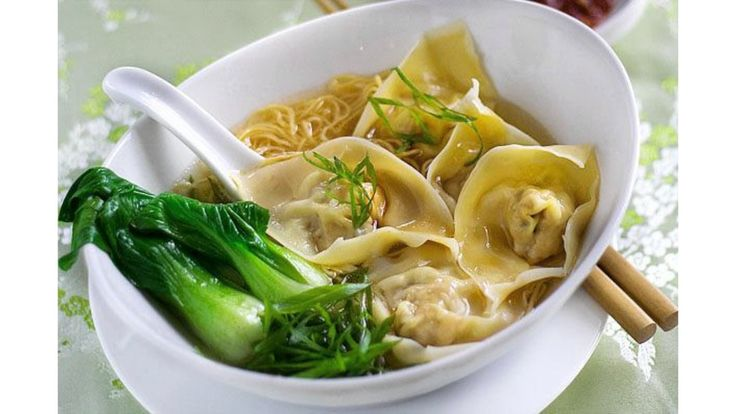 Asian Bistro in Salt Lake City - J. Wong's Asian Bistro Lunch Noodles An...
