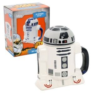 Star Wars Mug – R2-D2 3D Ceramic Coffee and Drink Mug with Removable Lid 3D drink cup has raised dimensional elements to give 3D effect and to make R2-D2 feel real. http://awsomegadgetsandtoysforgirlsandboys.com/cute-easter-basket-ideas-boyfriend/ Star Wars Mug – R2-D2 3D Ceramic Coffee and Drink Mug with Removable Lid