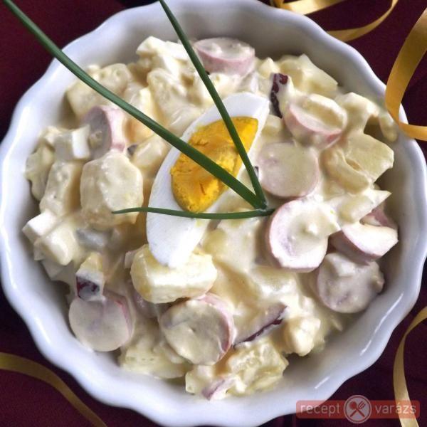 Virslis krumplisaláta