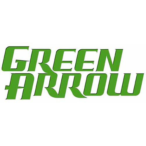 Custom or design Green Arrow logo Iron On Stickers(Heat Transfers) for your t-shirt and jerseys.