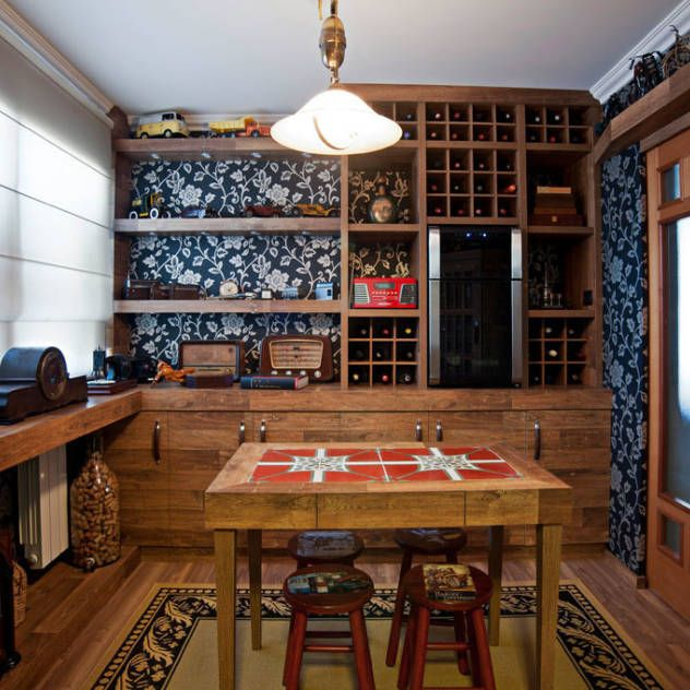 Bodegas ideas dise os y decoraci n bodegas cava y hogar - Bodegas rusticas decoracion ...