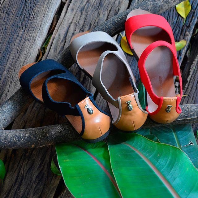 Com a correria do final do ano tudo o que seus pés precisam é de conforto. Aposte nas rasteiras da Linha Villa que possuem 3 camadas de material elástico que abraçam os pés.