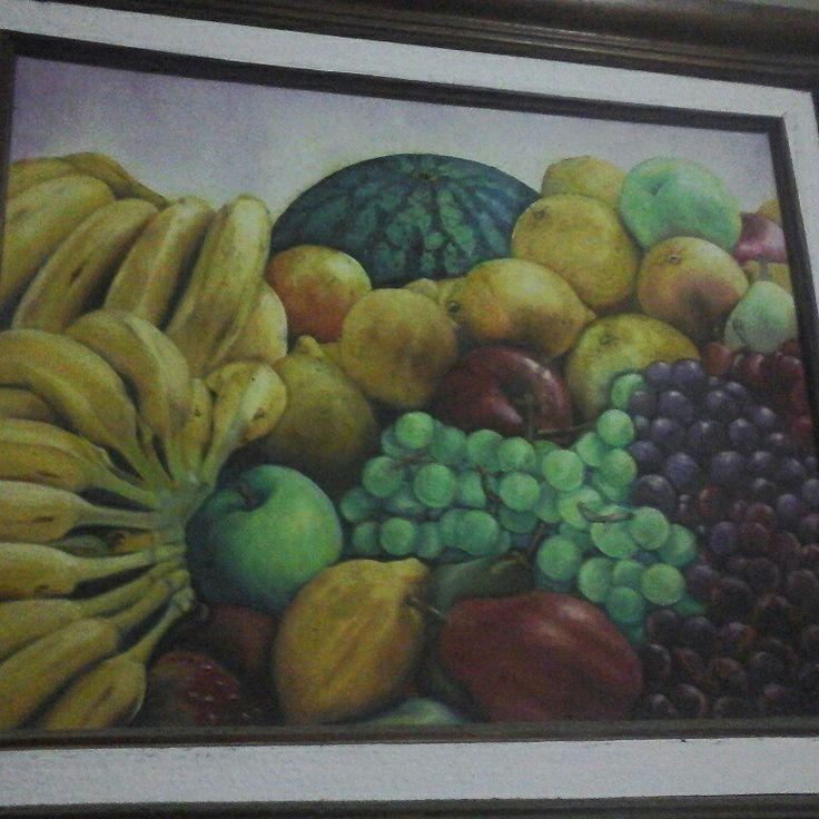 Lukisan buah
