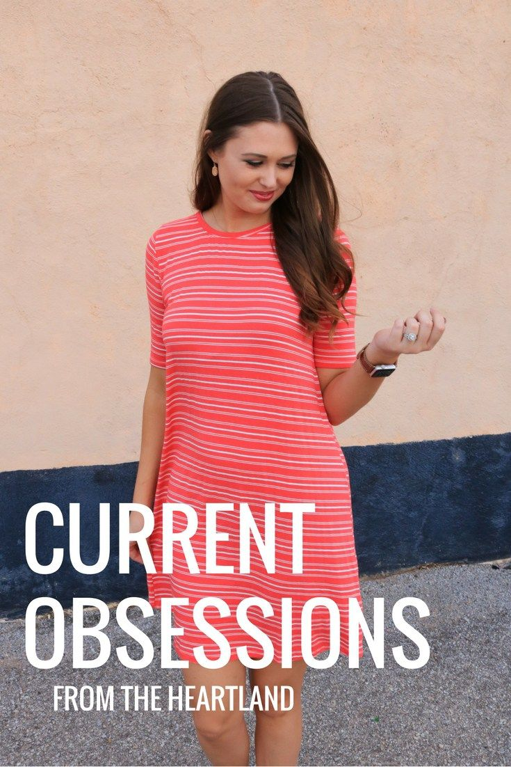 Current Obsessions -- From The Heartland