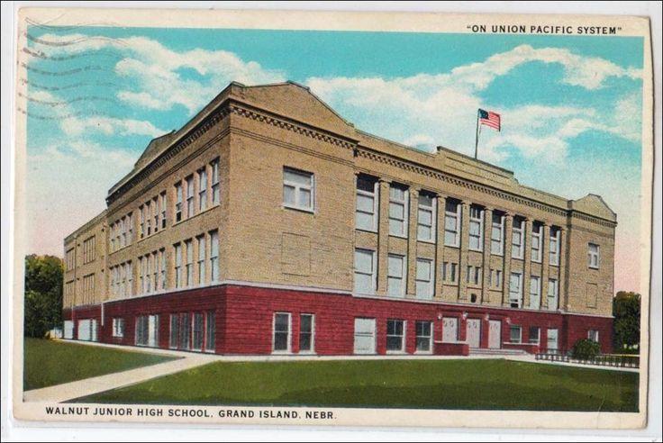 Walnut Junior High School, Grand Island NE