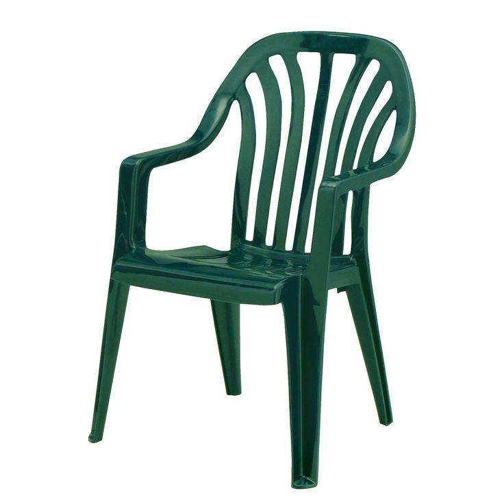 Gartenstühle kunststoff grün  Die 25+ besten Stapelstuhl kunststoff Ideen auf Pinterest ...