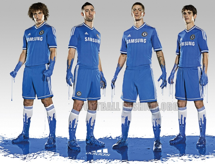 ... Its Blue! adidas Unveil Chelsea Kit For Next Season Football Apparel  Soccer Bible FlagWigs Chelsea third Jersey Shirt Kit 2014 2015 ... 36c6196ab