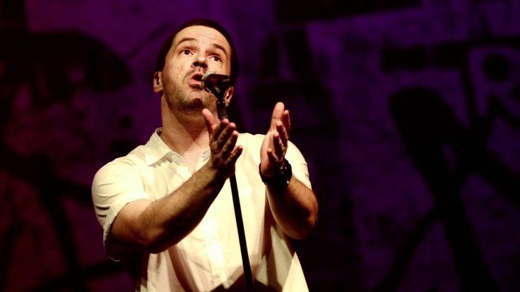 """Pedro Mariano - """"Por nada e por ninguém"""".  Compositor: Edu Tedeschi."""