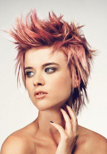 Foto 18 - 100 Frisuren für runde Gesichter -