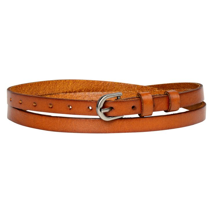 Genuine Leather Skinny Belt in Solid Colors with Antique Silver-Tone Buckle Thin Belt in Black Brown Tan Red Blue Green Pink White Teal T701
