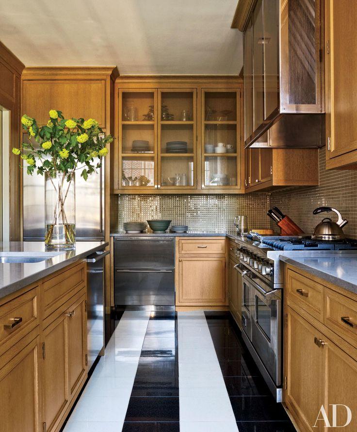 Modern Kitchen Images Architectural Digest 113 best not a white kitchen! images on pinterest | white kitchens