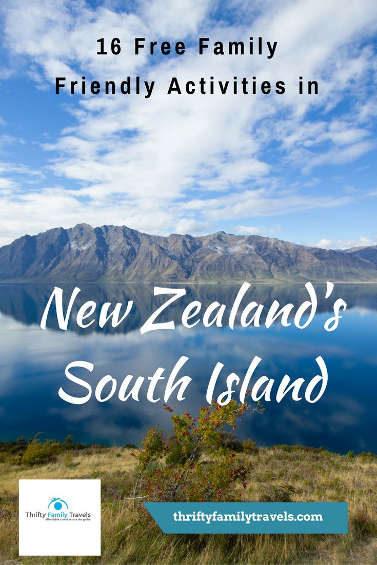 Free Family Friendly Activities in New Zealand