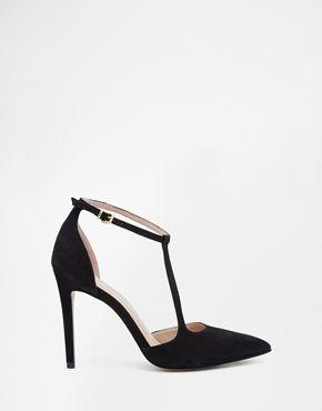 Zapatos de salón con tira lateral de River Island
