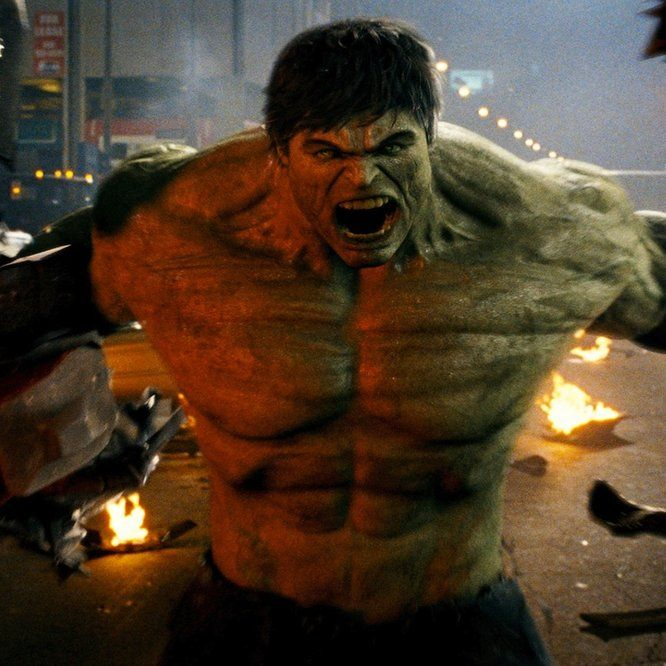 The Incredible Hulk (2008) - Click to expand