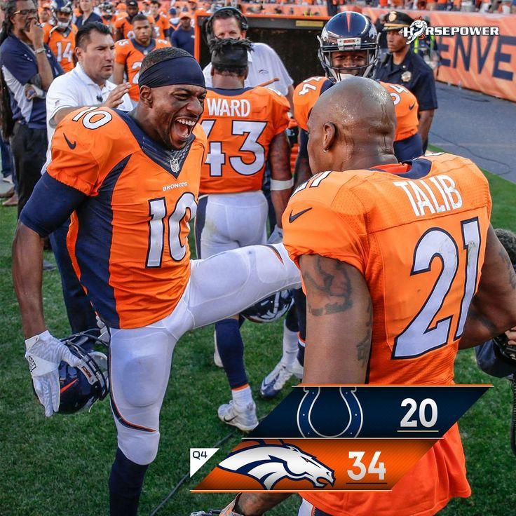 Broncos beat Colts 9.18.16